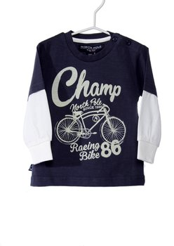 T-shirt Manica Lunga Champ