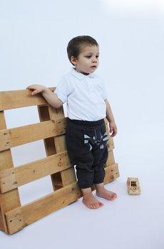 Pantalone canguro