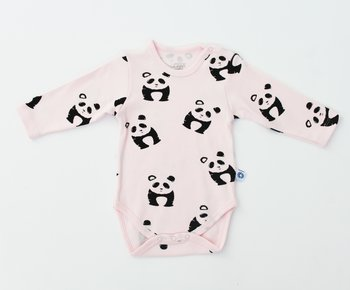 BODY PANDA MANICA LUNGA