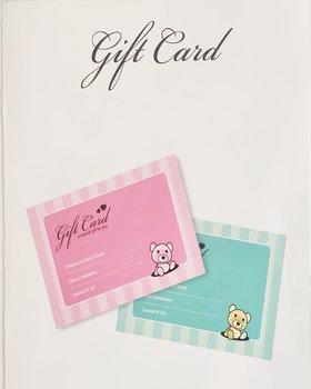 GIFT CARD - BUONO REGALO 50€
