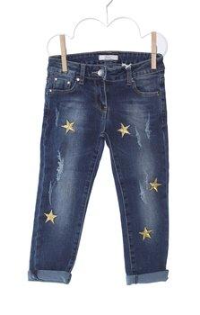 Jeans Ricamato Y-CLU'